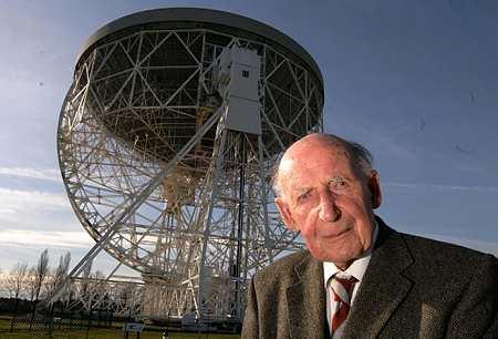 Sir Bernard Lovell, 1913 -2012